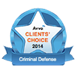 Avvo 10.0 Superb Rating for Criminal Defense