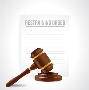 Negotiate Settlement Restraining Order Case NJ