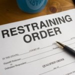 How do I get civil restraints instead of restraining order NJ