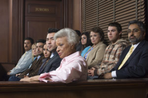 What happens at a final restraining order hearing