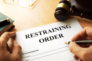 I want to dismiss a restraining order NJ help