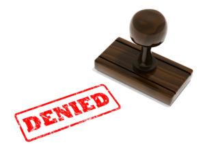 Reasons for Restraining Order Denial NJ