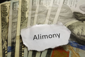 Alimony with Domestic Violence Protection Order NJ