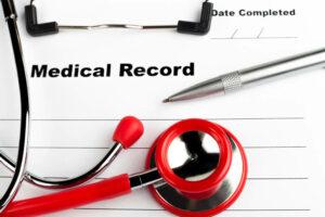 Medical Records for Restraining Order Trial NJ
